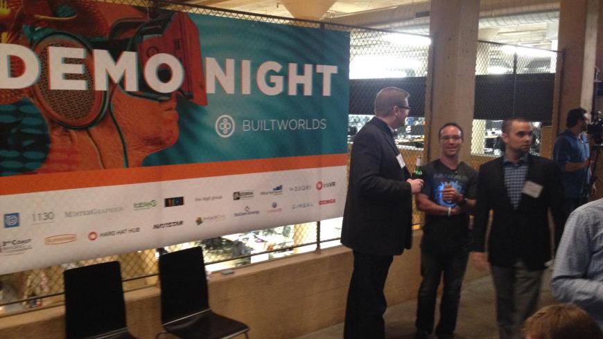 BuiltWorlds Demo Night